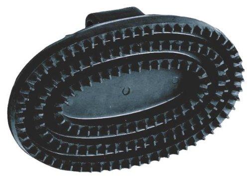Etrille ovale Junior noir