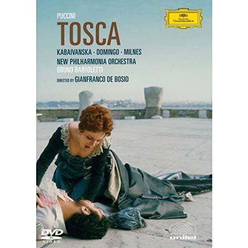 プッチーニ:歌劇《トスカ》 [DVD] - ブルーノ・バルトレッティ, ブルーノ・バルトレッティ