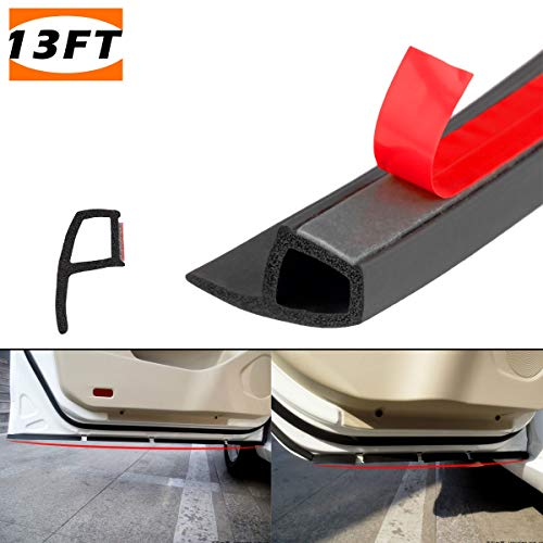 5M 16Ft YOUSHARES Car Door Trim Rubber Seal Car Door Edge Protector Durable Car Protection Guard Strip Fit for Most Universal Car