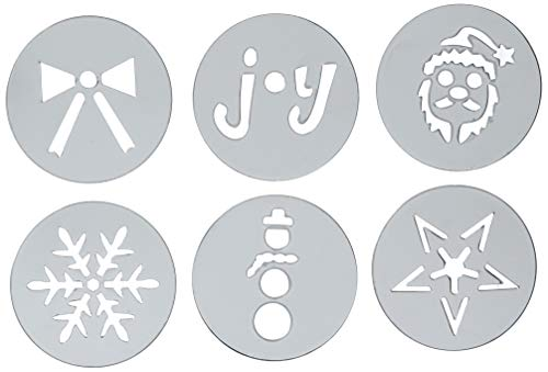 OXO Good Grips Cookie Press Holiday Disk Set