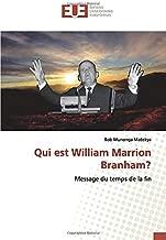 Best message de william marrion branham Reviews