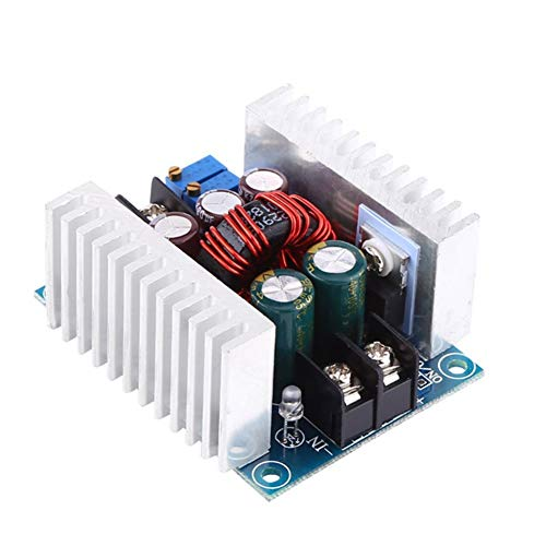 ZREAL 300W DC-DC Converter Step-up Step-Down Buck Boost Power 20A Cargador Ajustable