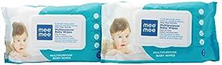 Mee Mee Wet Carring Baby Wet Wipes -72 pcs - 15 cm x 20 cm, Pack of 1