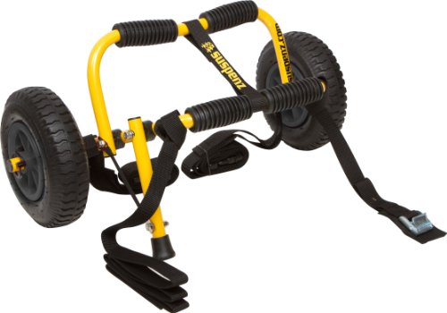 Suspenz Sk Airless Cart, Yellow