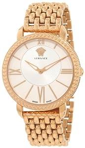 Versace Women's M6Q80D002 S080 Krios Rose IP Watch image