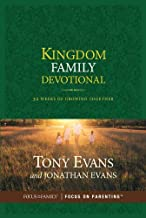 Kingdom Family Devotional: 52 Weeks of Growing Together