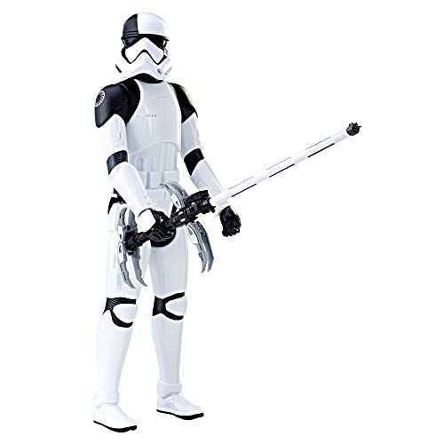 Sister Novelties Star Wars The Last Jedi 12-inch First Order Stormtrooper Executioner Figure Toy