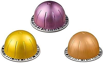 Brand New Nespresso Vertuo Fruity Selection Long Expiry Coffee Pods Capsules Melozio Solelio Elvazio 30 Pods 3 Sleeves