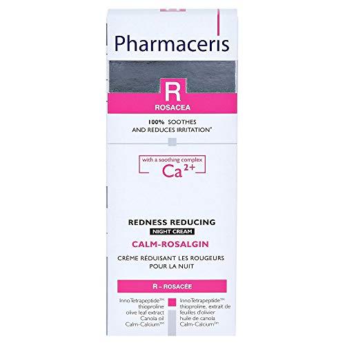 PHARMACERIS R - CALME-ROSALGIN rougeur Réduction crème de nuit (30 ml)