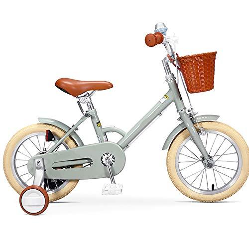 LFFME Balance Bike 14-16'para Niños De 3 A 9 Años, Manillar Y Asiento Ajustables En Altura, Marco De Acero Al Carbono Bicicleta De Entrenamiento para Niños,B,14
