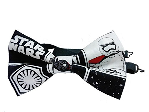 Classic Star Wars Bow Tie, Pretied, Various Sizes, Adult, Children