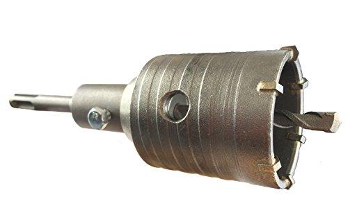SDS Plus Schlagbohrkrone Bohrkrone DM 130 mm für Bohrhammer