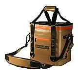 AMOR AQUA TPU Portable Soft Cooler Bag with 3 Layers Insulation,BPA Free