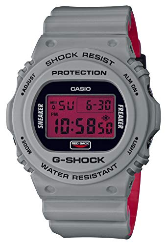 Casio G-Shock DW-5700SF-1JR Sneaker Freaker × Stance Collaboration Model Shock Resistant Watch (Japan Domestic Genuine Products)