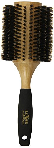 Luxor Pro Pure Boar Round Brush, X-Large, 3.75 Inch