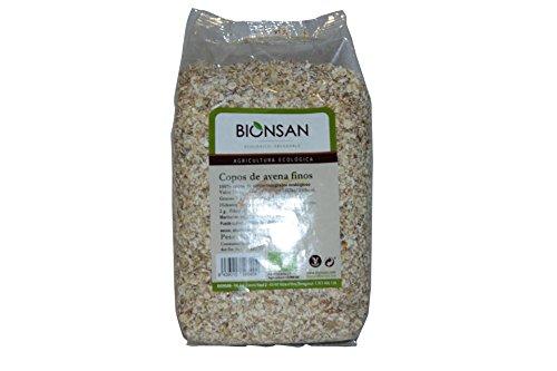Bionsan Copos De Avena Finos Ecológicos - 4 bolsas de 500gr
