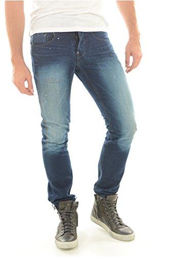 G-Star Raw - Mens New Radar Slim Fit Jeans in Medium Aged, Size: 32W x 34L, Color: Medium Aged
