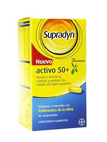 SUPRADYN ACTIVO 50+ ANTIOXIDANTES 90 COMPRIMIDOS