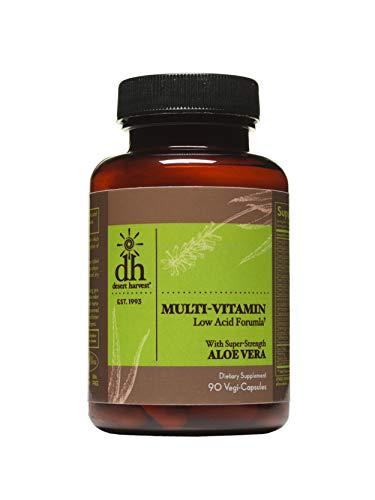 Desert Harvest Low-Acid Multi-Vitamin (90 Capsules)