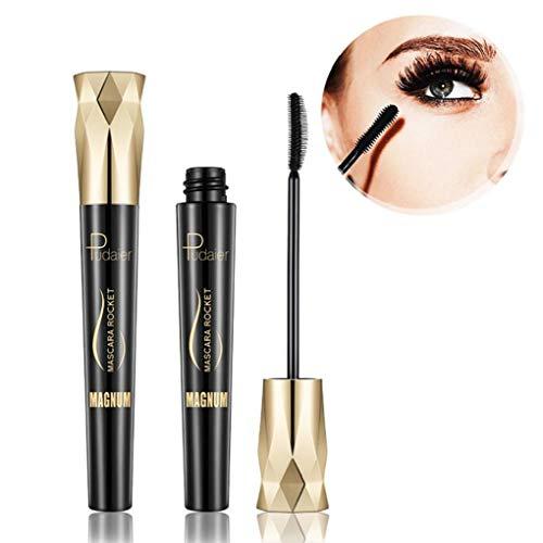 Nicetruc 1pc Silk Fiber 3D Mascara Wimpern Verpflanzen Kit Hypoallergen Mascara Volume Mascara Von Gebäuden Für Die Eindickung & Lengthening Long Lasting Eye Makeup Persönliche Gegenstände
