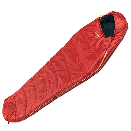 SnugPak slaapzak The Sleeping Bag TSB Ruby Red