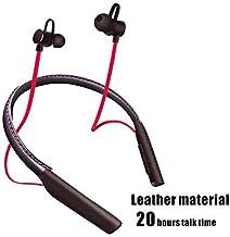 Clavier Blaze Bluetooth Earphones 20 Hours Playtime Lightweight Wireless And Magnetic Earbuds IPX5 Water Resistant Sports Earphones Built In Mic