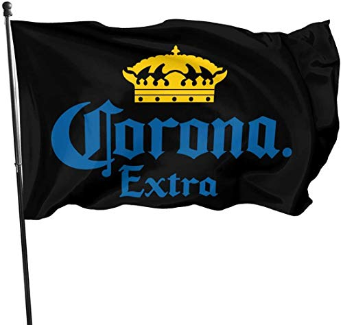 GDHGD Corona Extra Bier Logo Flagge 3x5 Ft