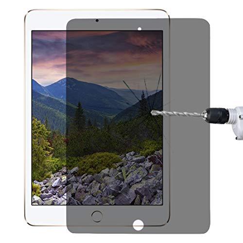 Cqu Vervangende zeeffolie, Tablet PC voorkant volledig scherm bescherming ultradun 0,33 mm 9H 2,5D data bescherming tegen verblinding Explosie beschermde geharde glasfolie voor de iPad Mini 3/2/1