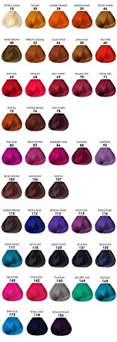 Adore Semi Permanent Hair Color ~ You Pick! (Pack of 12)