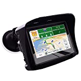 Thahamo 4.3 Inch Motorcycle GPS Navigation System GPS for Motorcycles GPS Motorcycle Vehicle GPS Units & Equipment