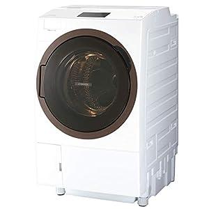 """東芝 12.0kg ドラム式洗濯乾燥機【左開き】グランホワイトTOSHIBA TW-127X8L-W"""""""