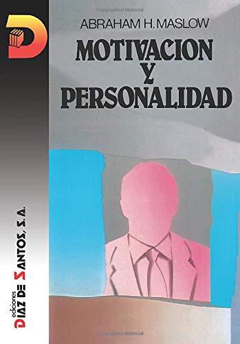 MOTIVACION Y PERSONALIDAD (Spanish Edition)