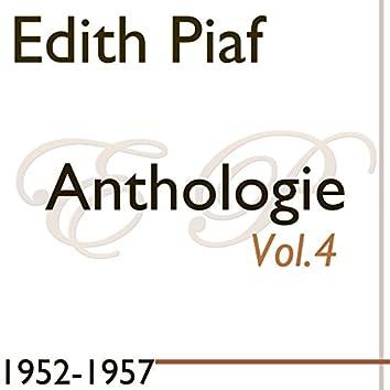 Edit Piaf: Anthologie, Vol. 4 (1952-1957)