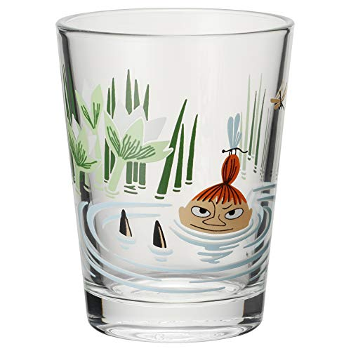Arabia Mumin Little My Glas 22 cl