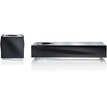 Naim Audio Mu-so & Mu-so Qb Wireless Music System Combo