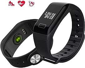 Relogio F1 Smartband Monitor Cardiaco Pressao Arterial