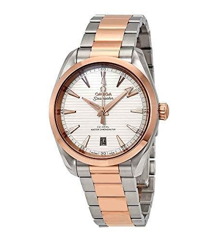 Omega Seamaster Aqua Terra cronómetro automático reloj de los hombres 220.20.38.20.02.001