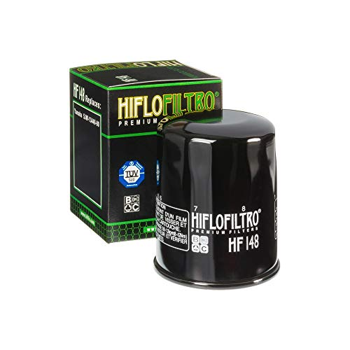 HifloFiltro HF148 Ölfilter Wechselfilter, Ölfilter, Motorölfilter