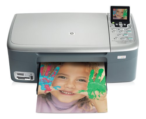 HP PhotoSmart 2575 All-in-One Printer/Copier/Scanner