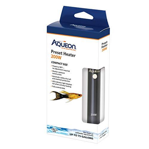 Aqueon Adjustable Pro Aquarium Heater