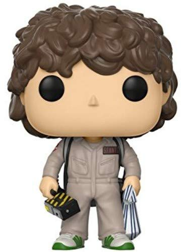 FUNKO POP! TELEVISION: Stranger Things - Dustin Ghostbusters