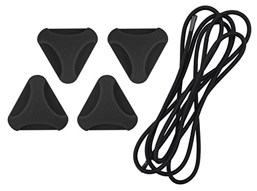 Seattle Sports Tri-Way LashMates Mini Bungee Deck Kit - Customized Deck Rigging for Kayaks and SUPs