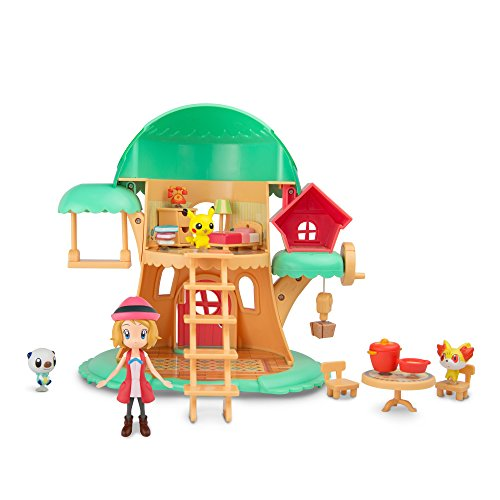 Pokémon Petite Pals Kids Playset, Escape In The Forest