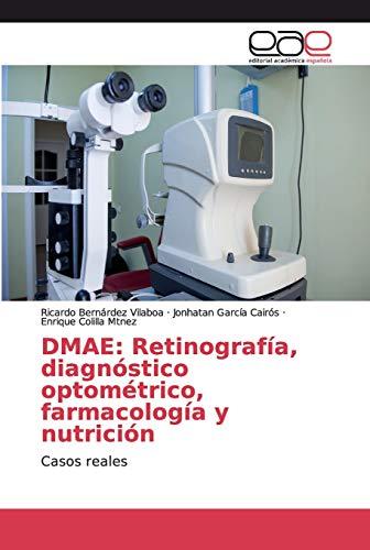 DMAE: Retinografía, diagnóstico optométrico, farmacología y nutrición: Casos reales