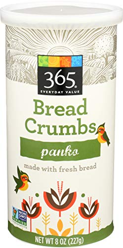 365 Everyday Value, Bread Crumbs, Panko, 8 oz