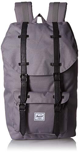 Herschel Classic Backpack, Grey/Black, XL 30.0L