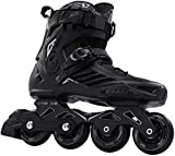LIKU Fitness Professional Inline Skates Women Men Adult Youth Black...