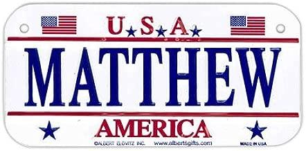 Best mathews license plate Reviews
