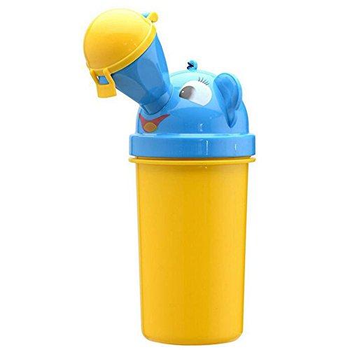 Kid Fille Garçon Bébé portable urinoir de voyage voiture WC pipi Pot Formation vehicular