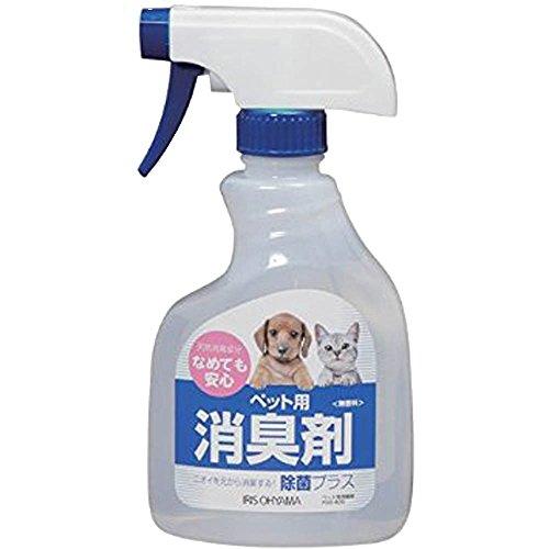 アイリスオーヤマ ペット用消臭剤 400ml PSS-400